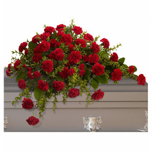 Adoration Casket Spray buy at Florist