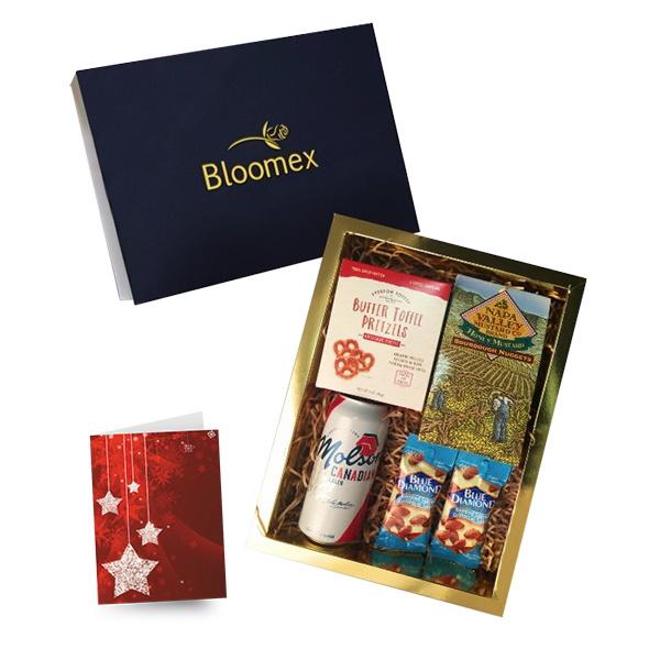 Beer & Snack Gift Box buy at Florist