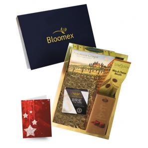 Cheese & Crackers Gift Box