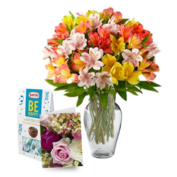 50 Blooms of Alstroemeria II buy at Florist
