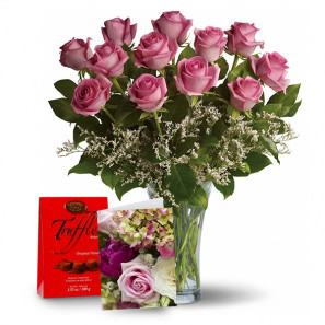 One Dozen Mothers Day Roses II buy at Florist