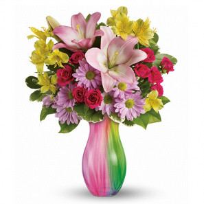 Shades of Spring buy at Florist