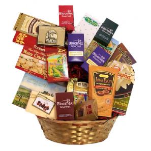 Supreme Collection Gift Basket
