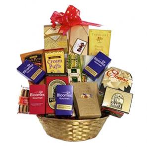 Taste Bud Bliss Gift Basket