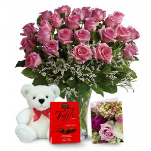 Two Dozen Mothers Day Roses IV buy at Florist